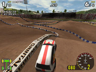 Offroad racing screenshot